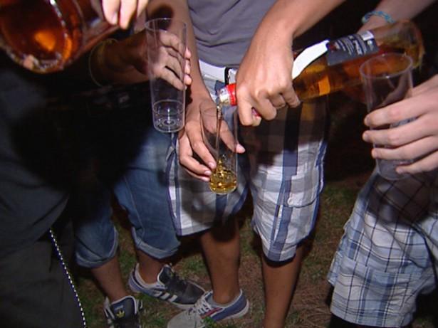 Peligros de fiestas adolescentes
