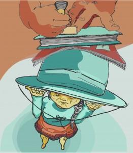Ilustración: Milagros Martínez