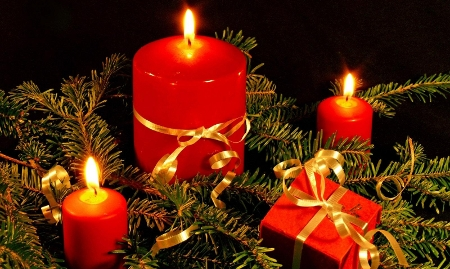 adornos-navidenos-con-velas