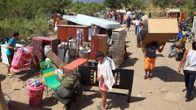 crisis colombia venezuela