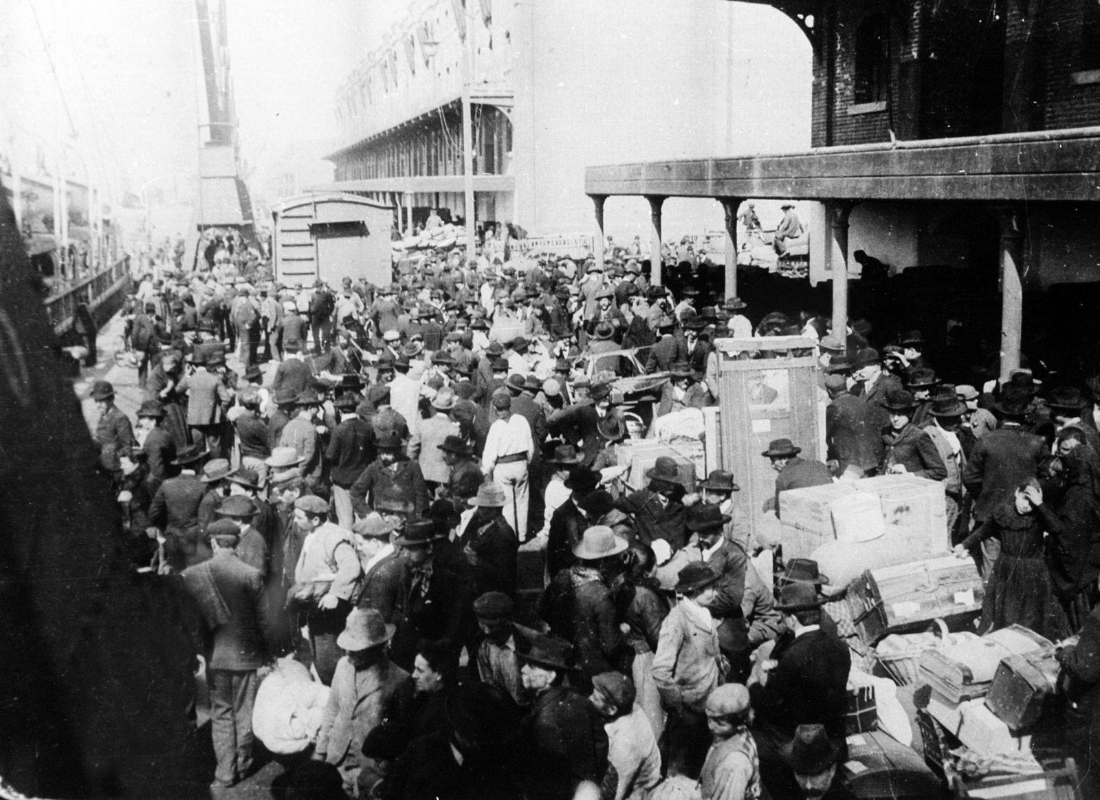 emigrantes argentinos