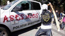 abusos policiales mexico