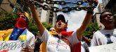 manifestación Caracas