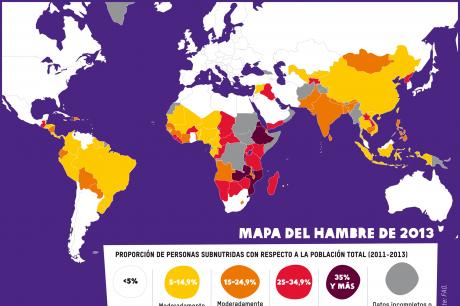 Mapa Del Hambre 2017.Acabar Con El Hambre Esta Al Alcance De Nuestras Manos Otro Mundo Es Posible