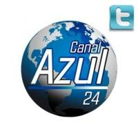 canal azul 24